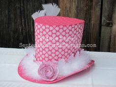 DIY Hats - You never know when you will need one of these!