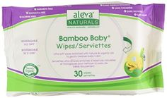 Aleva Naturals Bamboo Baby Wipes Travel 30 Count Pack of 12 -- Details can be found by clicking on the image.-It is an affiliate link to Amazon.