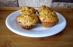 BRIOSE CU MERE SI MORCOV No Cook Desserts, Muffin, Cooking, Breakfast, Food, Kitchen, Morning Coffee, Essen, Muffins