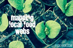 Mapping Local Food Webs : Guide to Getting Started Food Webs, Get Started, Plant Leaves, How To Get, Map, Plants, Location Map, Maps, Plant