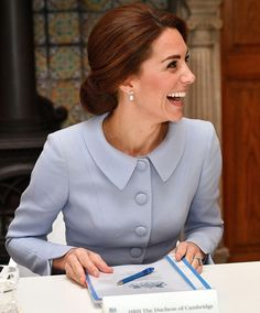 Her Royal Highness Catherine the Duchess of Cambridge at Netherlands.