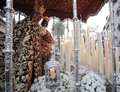Holy Week in Sevilla, Spain 2012: La Amargura, Palm Sunday.