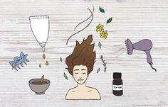 5 Astuces Pour Espacer Ses Shampoings « Mango and Salt
