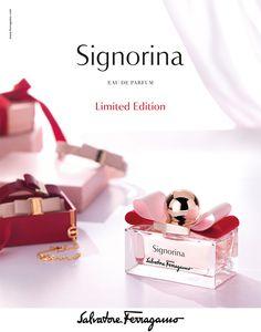 Signorina Salvatore Ferragamo Limited Edition ~ Niche Perfumery