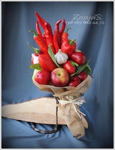 Gallery.ru / Фото #33 - Букеты из овощей - zosyast
