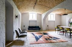 Loft Szczecin fills Berlin apartment with Polish furnishings