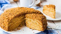 Jedna z variant přípravy domácího medovníku, sladkého moučníku původem z Arménie. Bread, Food, Brot, Essen, Baking, Meals, Breads, Buns, Yemek