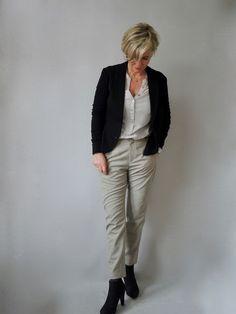 Kaffeepause! Alltagstaugliche Büro – Outfits. | women2style