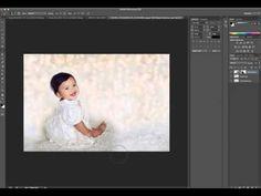 Chrsitmas Lights Overlay   Digital Photography Backgrounds   Digital Backgrounds - Modern Market