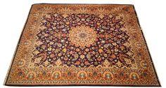 Alfombras 250 x 300 | Alfombras barcelona  Alfombra Irán Yazd 299 x 248 cm Lana Ref: L – 245