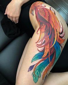 Hip Tattoo 103