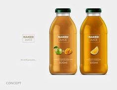 NAKED (Concept) on Packaging of the World - Creative Package Design Gallery