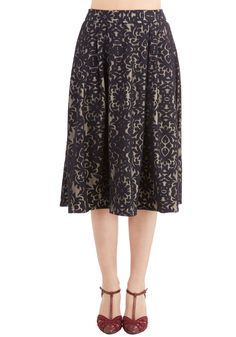 New Arrivals - With a Flourish Skirt