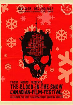 Blood in the Snow Canadian Film Festival