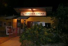 Deck Chair Cinema (#ParkMyVan #VanHire #JethroBatts www.parkmyvan.com.au)