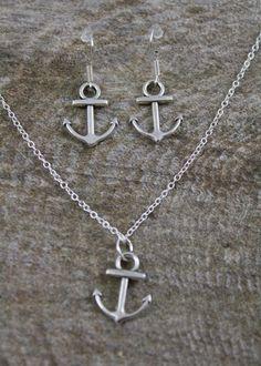 Nautical anchor jewelry - $9!
