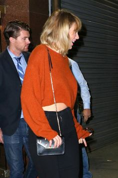 Taylor Swift in NYC - October 13 2016