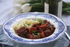 Biff bourguignon (verdens beste gryterett) Food And Drink, Times