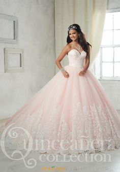 The Quinceanera Collection offers elegant quinceanera dresses, 15 dresses, and vestidos de quinceanera! These pretty quince dresses are perfect for your party! Xv Dresses, Quince Dresses, Ball Gown Dresses, Prom Dresses, Sparkly Dresses, Long Dresses, Turquoise Quinceanera Dresses, Pretty Quinceanera Dresses, Quinceanera Ideas