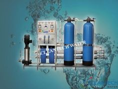 Many industrial water applications have received positive benefits by the reverse osmosis plant manufacturer. It is also famed as RO filtered water.