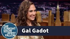 Gal Gadot Auditioned for Wonder Woman Without Knowing It. For those wondering why she's standing. She hurt her back pretty badly, so it hurts for her to sit down.