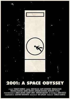 2001: A Space Odyssey, Alternative Poster