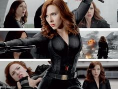 "theillusivegirl: "" ""Natasha Romanoff a.k.a Black Widow appreciation post "" some of these pngs were found at → x x x """