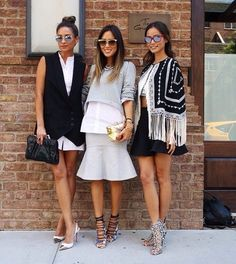 New York fashion Week Song Of Style, My Style, Look Fashion, Fashion Outfits, Street Fashion, Inspiration Mode, Look Chic, Street Style Looks, Couture