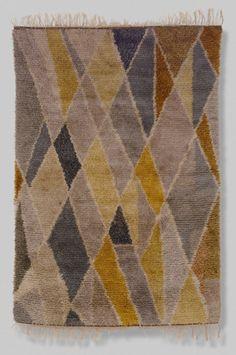 Swedish rug 1950's