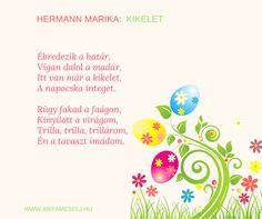 Tavaszi gyermek vers :)