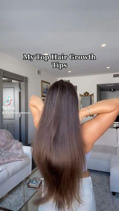 My Top Tips For Hair Growth