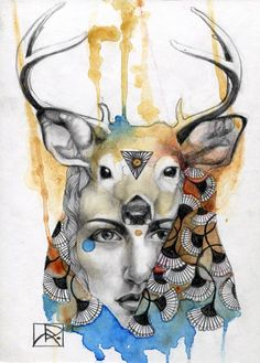 Illustrations by Patricia Ariel #art #illustration