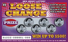 More Than $5.3 Million in Prizes! Approximately 9,120,000 LOOSE CHANGE® tickets are initially planned in this game. Click the image for more details! Lotto Games, Off Game, Scratch Off, Change, How To Plan