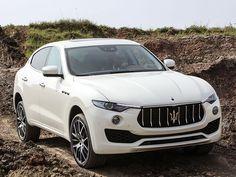 Driving the Levante—Maserati's First-Ever SUV Maserati Sports Car, Maserati Models, Luxury Car Brands, Luxury Cars, My Dream Car, Dream Cars, Dream Life, Car Goals, Expensive Cars