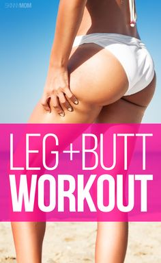 Build your booty with this leg and butt workout!