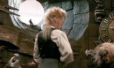"""And baby said!"" The talented Mr Bowie in Labyrinth"
