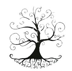Mon futur arbre a empreintes