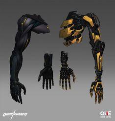 Arte Robot, Robot Art, Robot Concept Art, Weapon Concept Art, Robots Characters, Female Characters, Futuristic Samurai, Cyberpunk Clothes, Dope Cartoon Art