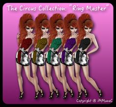 Ring Master Outfits available in iMMuneC's Catalog @ IMVU (http://www.imvu.com/shop/web_search.php?manufacturers_id=18004583)