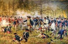 battle of blackstock revolutionary war - Google Search Henry Pitts fought here one of my ancestors