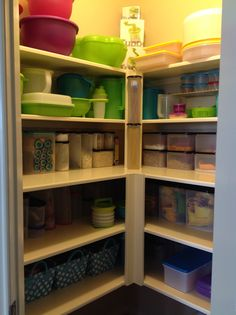 My Tupperware Pantry!!!   Need help? Why not host a Tupperware Party?  http://my2.tupperware.com/bethanyarriola