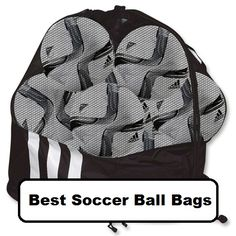 Soccer Ball Bags are a great accessory for soccer teams or for individuals. It's easier to carry around and store more soccer balls. Play Soccer, Soccer Ball, Soccer Equipment, Best Model, Balls, Amazing, Sports, Football Equipment, Soccer Outfits