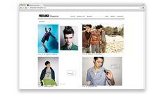 FREERANCE MAGAZINE | Official Website | LIGHT THE WAY DESIGN OFFICE #lighttheway #design #webdesign #officalsite #FREERANCE #magazines #fashion