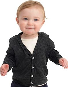 20 Chic Black Basics To Dress a Baby In
