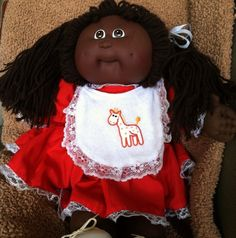 My Cabbage Patch baby was named Alexandria!! I think that the birth certificate is still somewhere in my moms attic. What's your Cabbage Patch story?