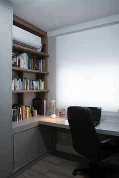Trendy home office pequeno cinza ideas Home Office Design, Home Office Decor, Interior Design Living Room, House Design, Furniture For You, Modern Furniture, Apartment Sofa, Trendy Home, Small Apartments