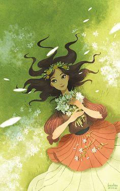 The Art Of Animation, Bao Luu - http://menstos.deviantart.com -...