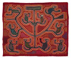MOLA: Kuna Needle Arts from the San Blas Islands, Panama   Indianapolis Museum of Art