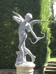 Pin By Kathy P On Formal Gardens | Pinterest | Gardens, Garden Statues And  Garden Ornaments