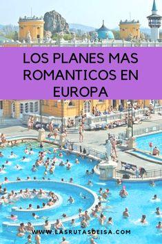 Planes perfectos para compartir con tu pareja en tu viaje a EUROPA! Budapest, Taj Mahal, Places To Visit, World, Building, Outdoor Decor, Travel, The World, Amor